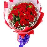 Hand Bouquet Valentine Berkualitas Harga Murah