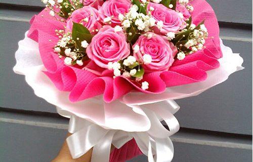 Jual Bunga Tangan Untuk Pengantin