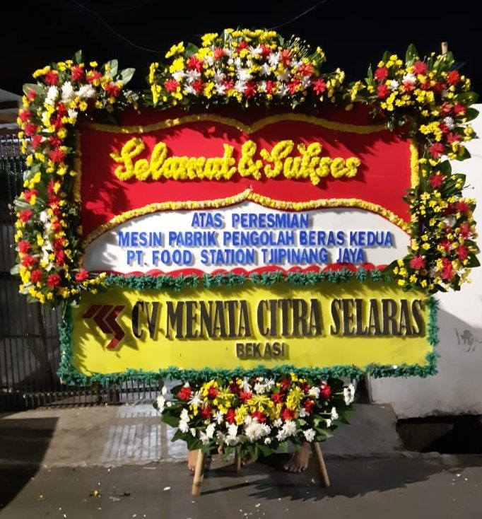 Toko Bunga Tangki Jakarta Barat
