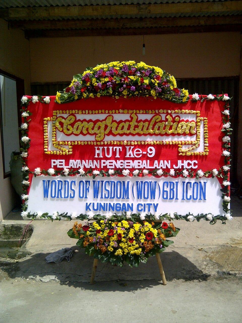 Toko Bunga Ciputat Tangerang Selatan