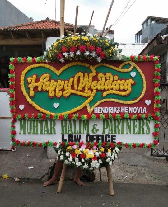 Toko Bunga Pinangsia Jakarta Barat