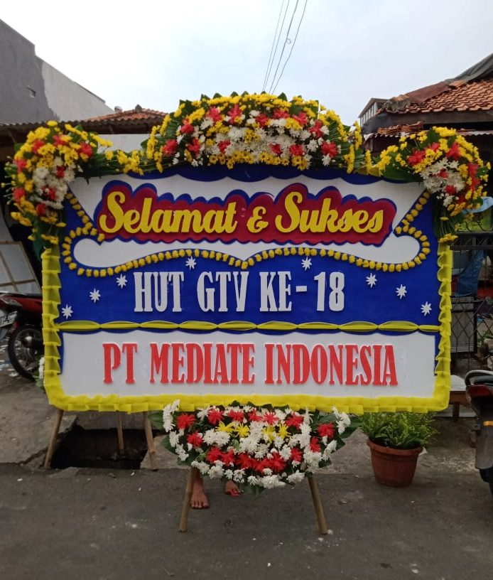 Toko Bunga Mangga Besar Jakarta Barat