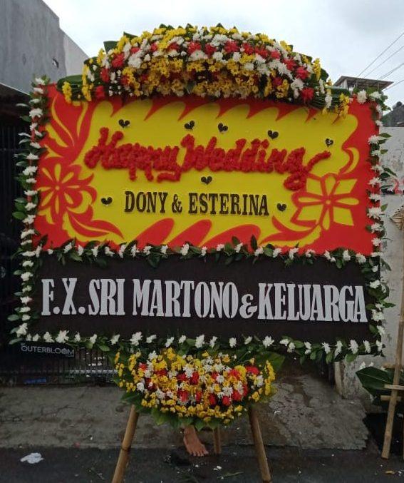 Toko Bunga Kali Anyar Jakarta Barat