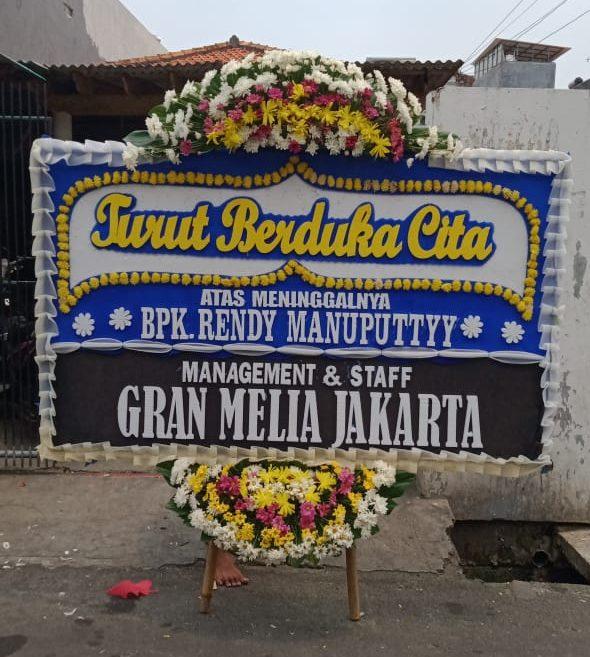 Toko Bunga Tambora Jakarta Barat