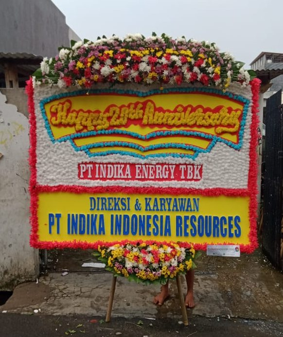 Toko Bunga Glodok Jakarta Barat